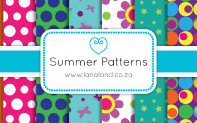 Summer Patterns ♥