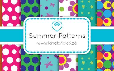 Summer Patterns ♥